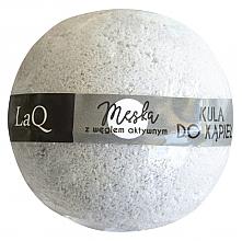 Parfumuri și produse cosmetice Bombă de baie cu cărbune activat, pentru bărbați - LaQ Bath Bomb