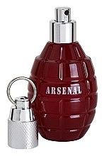 Gilles Cantuel Arsenal Red - Apă de parfum — Imagine N3