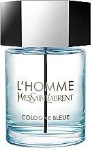 Parfumuri și produse cosmetice Yves Saint Laurent L'Homme Cologne Bleue - Apă de toaletă (tester cu capac)