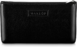 """Parfumuri și produse cosmetice Trusă cosmetică, neagră, plată """"Black Galaxy"""" - Makeup"""