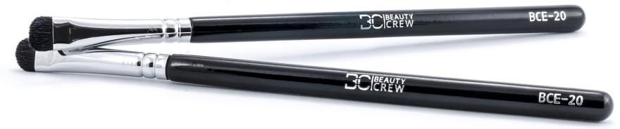 Pensulă pentru fard, BCE-20 - Beauty Crew — Imagine N2
