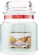 Parfumuri și produse cosmetice Lumânare în borcan din sticlă - Yankee Candle Coastal Living