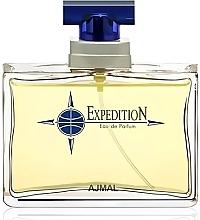 Parfumuri și produse cosmetice Ajmal Expedition - Apă de parfum