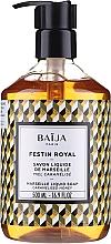 Parfumuri și produse cosmetice Săpun lichid de Marsilia - Baija Festin Royal Marseille Liquid Soap