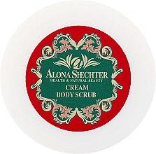 Parfumuri și produse cosmetice Cremă-Scrub pentru corp - Alona Shechter Cream Body Scrub