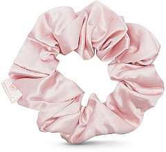 Parfumuri și produse cosmetice Elastic din mătase, roz - Crystallove