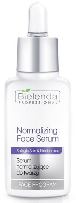 Ser normalizator pentru față - Bielenda Professional Program Face Normalizing Face Serum