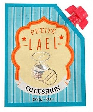 CC-cushion - Petite Lael CC Cushion PF50+ PA+++ (bloc de rezervă) — Imagine N1
