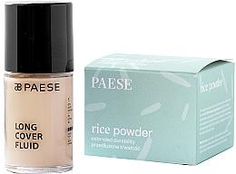 Parfumuri și produse cosmetice Set - Paese (fluid/30ml + powder/10g)