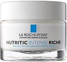 Parfumuri și produse cosmetice Cremă de recuperare profundă pentru pielea foarte uscată - La Roche-Posay Nutritic Intense Riche