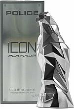Parfumuri și produse cosmetice Police Icon Platinum - Apă de parfum