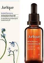 Parfumuri și produse cosmetice Ulei antioxidant pentru față - Jurlique Herbal Recovery Antioxidant Face Oil