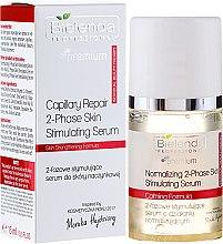 Parfumuri și produse cosmetice Ser facial împotriva rozaceei - Bielenda Professional Individual Beauty Therapy 2-Phase Serum