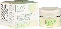 Parfumuri și produse cosmetice Cremă de față - Bema Cosmetici Love Bio Traitement Peaux Mixtes Et Grasses