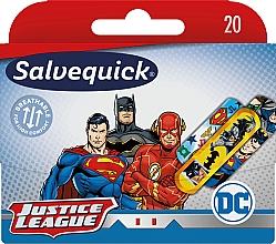 Parfumuri și produse cosmetice Plasture pentru copii  - Salvequick Justice League