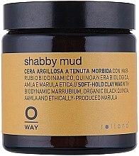 Parfumuri și produse cosmetice Ceară moale pentru fixare - Rolland Oway Shabby mud