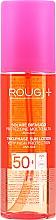Parfumuri și produse cosmetice Loțiune bifazică anti-îmbătrânire pentru bronzare SPF 50 - Rougj+ Solar Biphase Anti-age SPF50