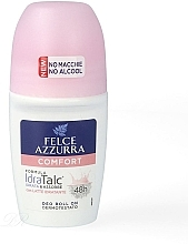 Parfumuri și produse cosmetice Deodorant roll-on - Felce Azzurra Deo Roll-on IdraTalc Comfort