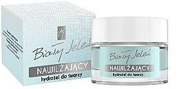 Parfumuri și produse cosmetice Gel hidratant pentru față - Bialy Jelen Hydrogel