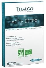 Parfumuri și produse cosmetice Fiole pentru curățarea de toxine - Thalgo Active Detox