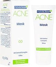 Parfumuri și produse cosmetice Cremă matifiantă de față - Novaclear Acne Mask