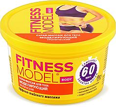 Духи, Парфюмерия, косметика Scrub pentru corp, tropical - Fito Cosmetic Fitness Model