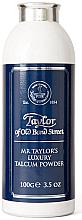 Parfumuri și produse cosmetice Taylor of Old Bond Street Mr Taylor Luxury Talcum Powder - Pudră de talc