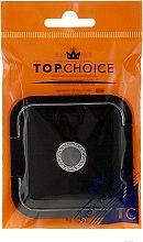 Parfumuri și produse cosmetice Oglindă cosmetică cu două fețe 5541, negru - Top Choice