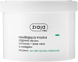 Parfumuri și produse cosmetice Mască pentru față cu alge marine - Ziaja Pro Algae Mask