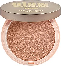 Parfumuri și produse cosmetice Fard de obraz - Pupa Glow Obsession Compact Blush Highlighter