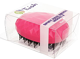 Parfumuri și produse cosmetice Perie de păr - Twish Spiky 2 Hair Brush Hot Pink