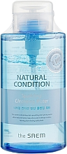 Духи, Парфюмерия, косметика Мицеллярная вода - The Saem Natural Condition Sparkling Cleansing Water