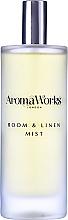 """Parfumuri și produse cosmetice Odorizant de aer """"Garmonie"""" - AromaWorks Harmony Room Mist"""