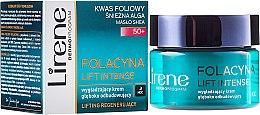 Parfumuri și produse cosmetice Cremă de noapte intensivă antirid - Lirene Folacyna Lift Intense Cream 50+