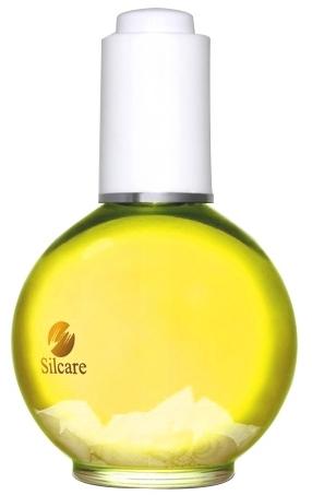 Ulei pentru unghii și cuticule - Silcare Olive Shells Citron Yellow
