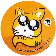Parfumuri și produse cosmetice BB- cream - Dr. Mola 3rd Generation BB Cushion Cat