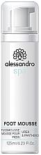 Parfumuri și produse cosmetice Spumă pentru picioare - Alessandro International Spa Foot Mousse