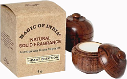 "Parfumuri și produse cosmetice Cremă-parfum natural ""Heart Erection"" - Shamasa"