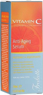 Ser cu vitamina C pentru față - Frulatte Vitamin C Anti-Aging Face Serum