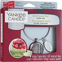 Parfumuri și produse cosmetice Odorizant pentru maşină - Yankee Candle Black Cherry Linear