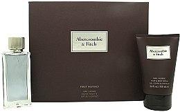 Parfumuri și produse cosmetice Abercrombie & Fitch First Instinct - Set (edt/50ml + sh/gel/100ml)