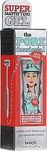 Parfumuri și produse cosmetice Gel pentru față - Benefit The Porefessional Matte Rescue (mini)