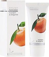 "Parfumuri și produse cosmetice Loțiune pentru mâini și corp ""Mandarin și bergamot"" - Kinetics Mandarin & Bergamot Lotion"