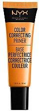 Parfumuri și produse cosmetice Concealer-prime pentru față - NYX Professional Makeup Color Correcting Liquid Primer