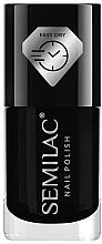 Parfumuri și produse cosmetice Lac de unghii - Semilac Fast Dry Nail Polish