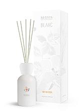 "Parfumuri și produse cosmetice Difuzor aromatic ""Cuban mint"" - Mr&Mrs Fragrance Blanc Mint of Cuba"