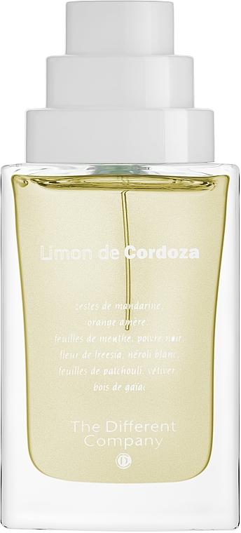 The Different Company Limon de Cordoza - Apă de toaletă