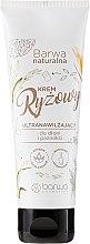 Parfumuri și produse cosmetice Cremă pentru mâini și unghii cu proteine de orez - Barwa Natural Rice Hand Cream