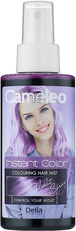 Spray-colorant pentru păr - Delia Cameleo Instant Color