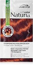 Parfumuri și produse cosmetice Șampon nuanțator pentru păr - Joanna Naturia Soft Color Shampoo